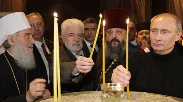 Wierzą, że Putin to reinkarnacja św. Pawła