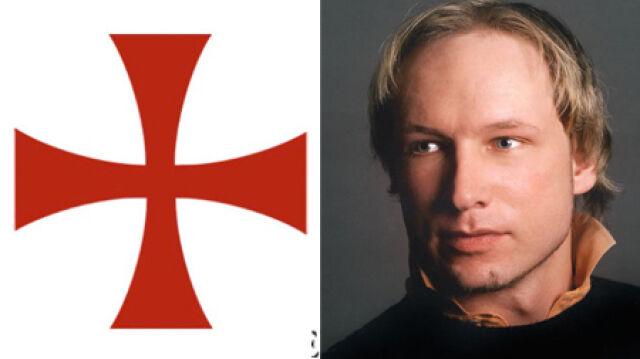 Breivik w Trybunale Karnym Templariuszy