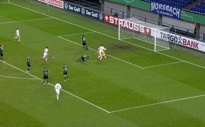 Puchar Niemiec. Schweinfurt - Schalke 1:1 i 1:2. Gole Ibisević i Schoepf