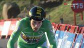 Roglić wygrał 13. etap Vuelta a Espana