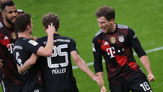 Bayern mrozi szampany. Arcyważna wygrana bez Lewandowskiego