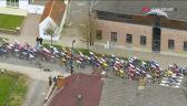 Bolesny upadek Eekhoffa w Wyścigu dookoła Flandrii