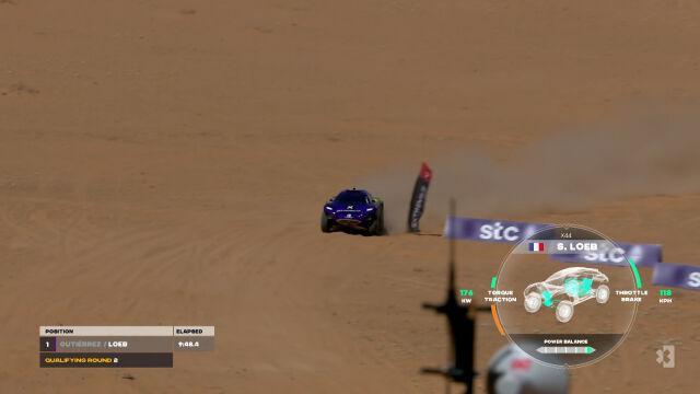 Zespół X44 wygrał kwalifikacje do X Prix w Arabii Saudyjskiej