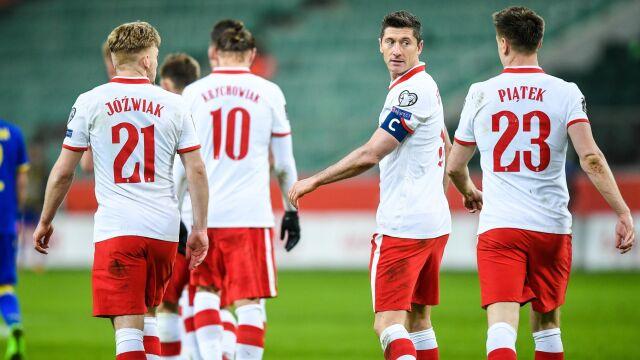 Bez Lewandowskiego z Anglią na Wembley