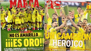 W Hiszpanii dominuje jeden kolor.