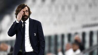 Stracili tytuł, głową zapłacił trener. Pirlo wyrzucony z Juventusu
