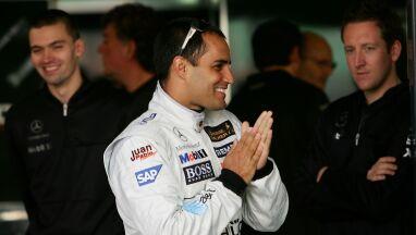 Starzy znajomi z Formuły 1 powalczą o butelkę mleka