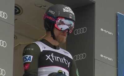 Ford liderem po pierwszym przejeździe slalomu giganta w Beaver Creek