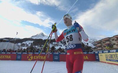 Krueger wygrał bieg na 15km techniką dowolną w Davos