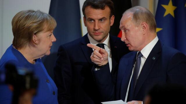 Putin: oddanie Ukrainie kontroli nad granicą w Donbasie grozi drugą Srebrenicą