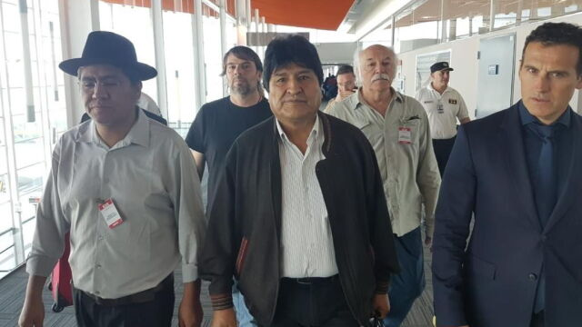 Tymczasowa prezydent Boliwii: wydamy nakaz aresztowania Moralesa