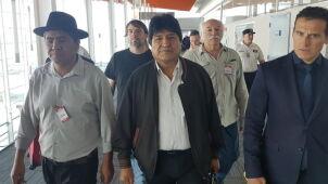 Morales w Argentynie. Były prezydent ma dostać status uchodźcy