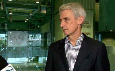 Rzecznik Sądu Najwyższego Michał Laskowski o wezwaniu pierwszej prezes SN