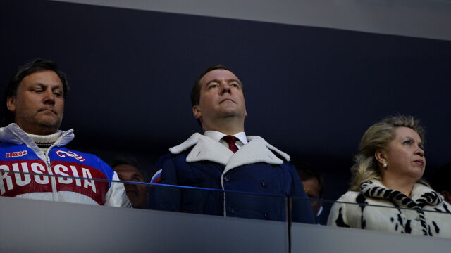 """Premier Rosji o decyzji WADA. """"Kontynuacja histerii antyrosyjskiej"""""""