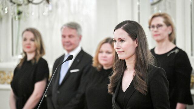 Sanna Marin najmłodszym szefem rządu na świecie. Prezydent wręczył jej nominację