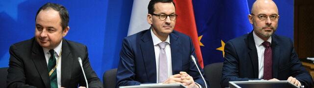 Morawiecki o projekcie PiS: myślę, że za parę tygodni zapanuje spokój