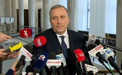 """Tomasz Frankowski zastąpił Henrykę Bochniarz, która była przymierzana przez PO do """"jedynki"""" na Podlasiu"""