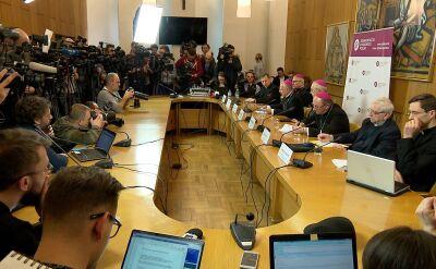 Episkopat opublikował dane dotyczące wykorzystywania seksualnego