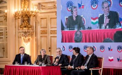 Prezydent Andrzej Duda o wydatkach na obronność