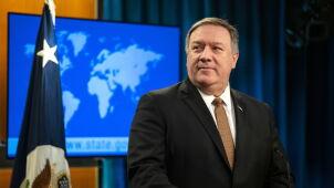 Pompeo: będą sankcje za śledztwa MTK wobec Amerykanów
