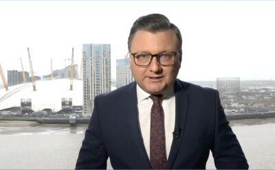 """Zmiany w sprawie brexitu. Relacja korespondenta """"Faktów"""" TVN"""