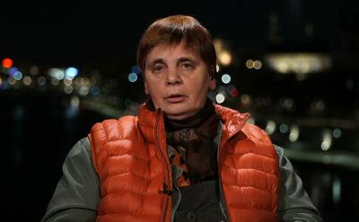 Ochojska: nie podoba mi się, w jaki sposób sprawa pedofilii jest zamiatana pod dywan