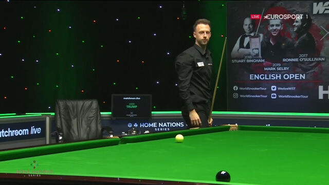Judd Trump wygrał Northern Ireland Open