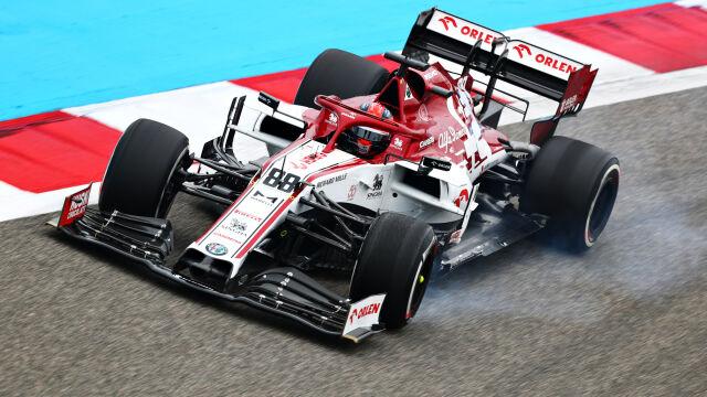 Kubica szybszy od kolegi z zespołu. Pierwszy trening dla Hamiltona