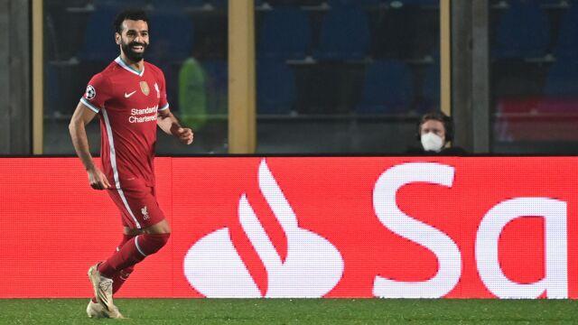 """Salah już zdrowy. """"Może z nami trenować"""""""