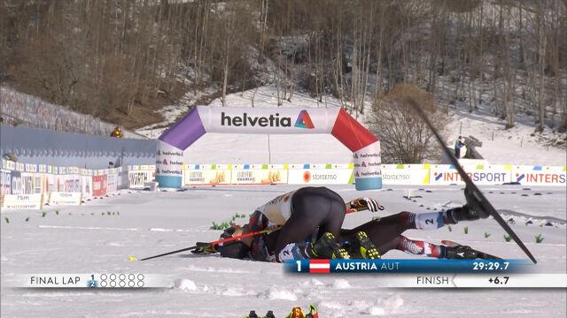 Mistrzostwa świata w narciarstwie klasycznym Oberstdorf 2021 - kombinacja norweska