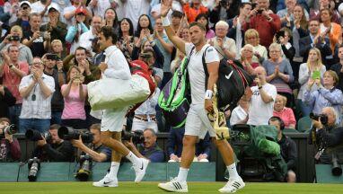 Dostał większe brawa od Federera na Wimbledonie, dziś pracuje fizycznie na budowie