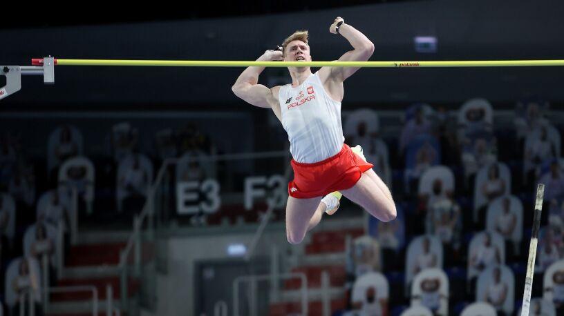 Dwóch polskich tyczkarzy powalczy  o medal halowych mistrzostw Europy