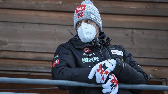 """Stoeckl ma żal do norweskich dziennikarzy. """"Nie grali w naszej drużynie"""""""