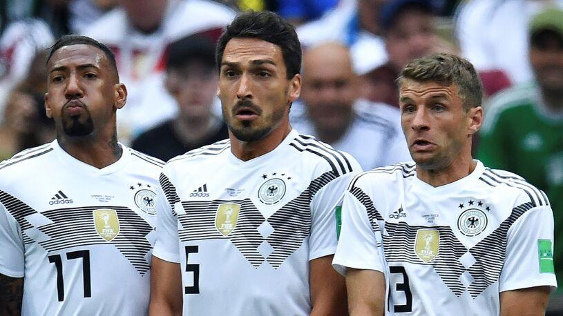 Loew otworzył furtkę. Trzech mistrzów świata może wrócić do kadry Niemiec