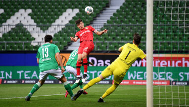 Bayer Leverkusen bliżej Ligi Mistrzów. Ważne trafienia Havertza