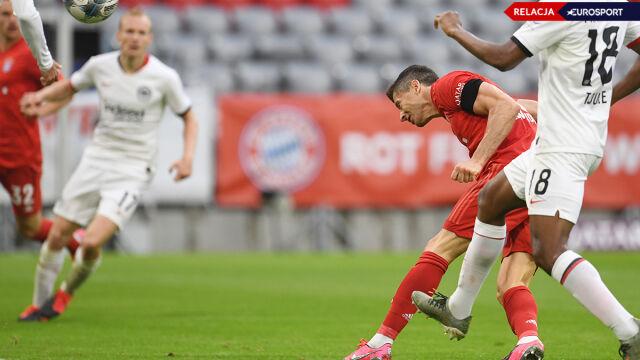 Bayern - Eintracht [RELACJA]