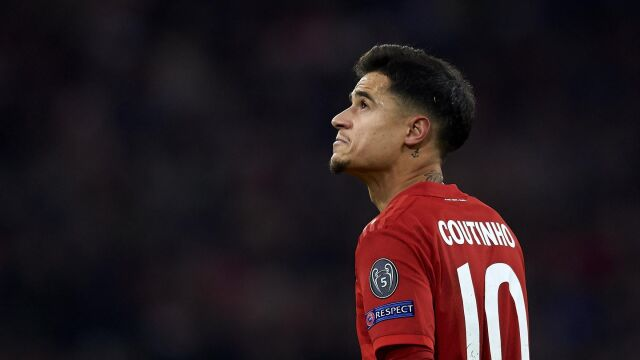 """Coutinho odejdzie z Bayernu. """"120 milionów euro nie jest już opcją"""""""