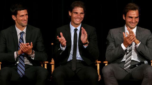 """""""Federer jest najlepszy, ale najtrudniej grać z Djokoviciem"""""""