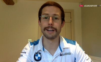Alexander Sims o zarządzaniu energią w Formule E i samochodach elektrycznych