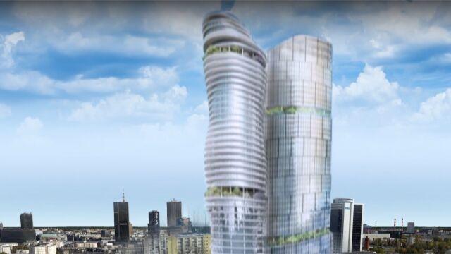Prokuratura odmówiła śledztwa w sprawie wieżowców spółki Srebrna