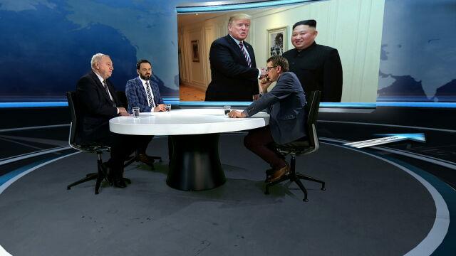 Spotkanie Trump-Kim w Hanoi