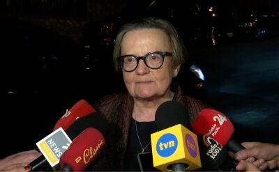 Holland: wiem, że Joasia Kulig już ma jakieś poważne propozycje