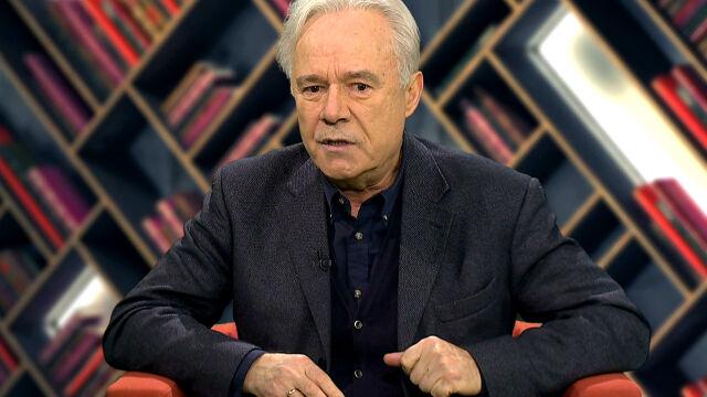 """Prof. Jerzy Limon w """"Xięgarni"""""""