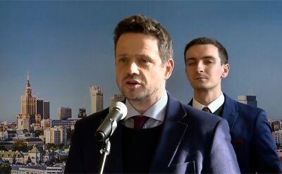 Rozlicznie Trzaskowskiego z pierwszych stu dni prezydentury w Warszawie