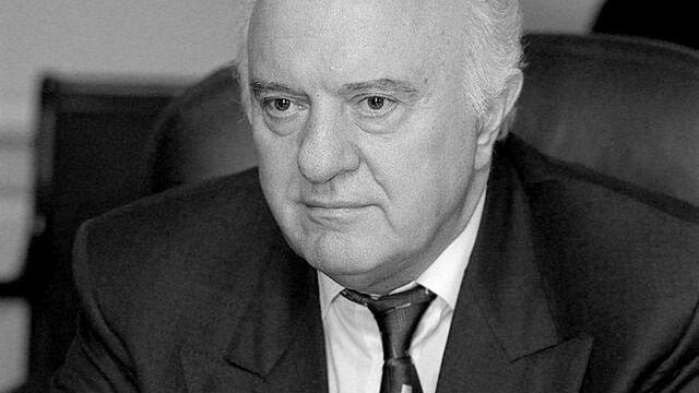 Eduard Szewardnadze nie żyje