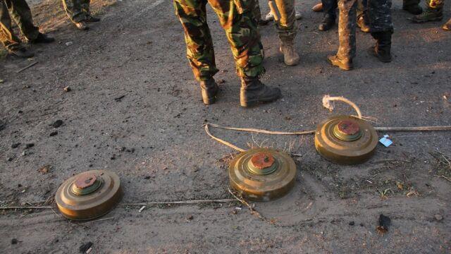 Kijów: walka aż do pełnego zduszenia rebelii. Wojsko ma problem z minami