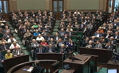 Sejm odrzucił wniosek Waldemara Pawlaka