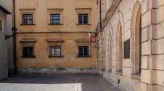 Więzienie św. Michała, na dziedzińcu którego rozstrzelano Marię Motak i Franza Thama