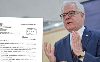 MSZ: zajmowanie się wnioskiem Ziobry przez TK - bezzasadne