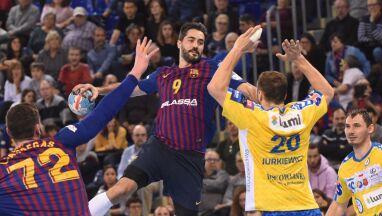 Za mocna Barcelona. Vive goniło cały mecz